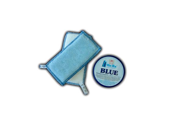 A Ha-Ra Blue paszta kiválóan oldja a vízkövet és a zsírt, ráadásul a konyhabútoroktól az ablaküvegen át egészen a dísztárgyakig számos területen alkalmazható.