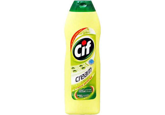 Legyen szó a mosogató kitakarításáról vagy a tűzhely fényezéséről, a Cifre lehet számítani - gyakorlatilag bármiről levakarja a régi szennyeződéseket.
