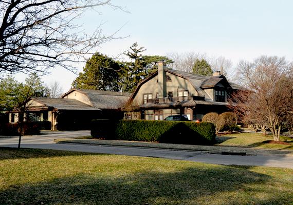 Ebben a házban él Warren Buffett, aki egy befektetési társaság tulajdonosaként került be a világ leggazdagabb emberei közé.