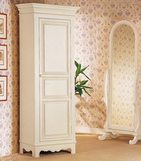 Különálló szekrények  A beépített szekrények között is akadnak kivételesen szép darabok, ráadásul helytakarékosak is, mégis megéri legalább egy különálló gardróbot tartanod a nappaliban. Ezek a szekrények ugyanis otthonosabb hangulatot árasztanak, mint beépített társaik.  Kapcsolódó cikk: Tágas és olcsó ruhásszekrények »
