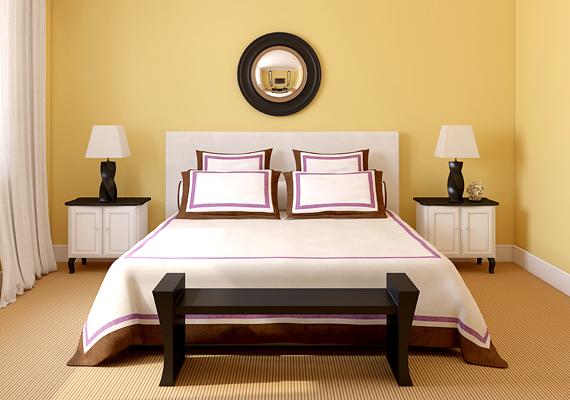 Ugyanez igaz a bézs színekre is: élénkké teszik a helyiségeket, ugyanakkor harmóniát és nyugalmat teremthetsz segítségükkel.
