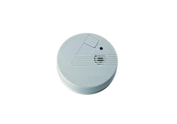 Az életveszélyes füst jelzésére alkalmas Conrad CO-100VDS fotoelektronikus füstjelzőt 2490 forintért rendelheted meg.
