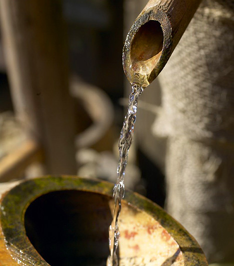 Csobogó vagy szobaszökőkútAz emberi test elsősorban vízből épül fel. A testedben található víz energiája hasonló frekvencián rezeg a közeledben található bármely vízével, így erőteljes kapcsolat jöhet létre a kettő között, fokozva ezzel a vitalitásod, az energiáid és az életkedved. A víz megjelenítéséhez elég egy kisebb házi csobogót, szobaszökőkutat vagy akváriumot elhelyezned a lakás keleti, délkeleti részében.