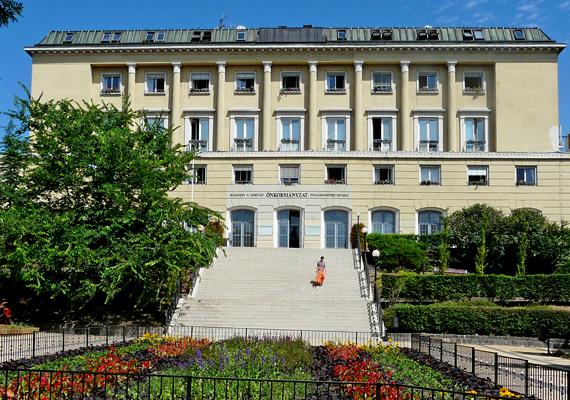 A legkedveltebbnek köreikben a II. kerület számít. A képen a Mechwart-liget és az önkormányzat épülete látható.