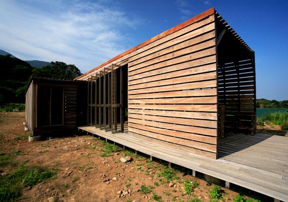 2009-ben a tajvani, C-Laboratory által tervezett Chen-ház is a nyertesek között volt.