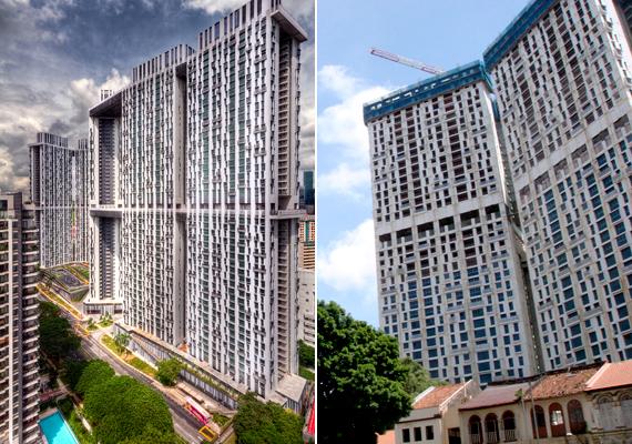 2010-ben a legkiválóbbak közé választották a szingapúri Pinnacle @ Duxton lakóházakat is, melyek az ARC Studio Architecture + Urbanism nevéhez köthetőek.