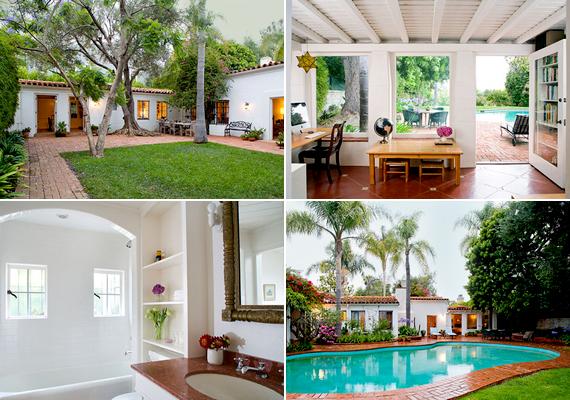 Marilyn egyedül élt itt, ezért, bár büszke volt arra, amit létrehozott, nem szerette a házat. Csak hat hónapig lakott benne, 1962 augusztusáig, halála napjáig. A ház ma magántulajdonban van, 3,6 millió dollárért kelt el.
