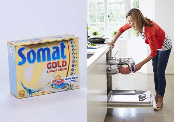 Menj biztosra, hogy a mosogatógépből csak teljesen tiszta edények kerüljenek elő, és ne kelljen kézzel is átsúrolni a zsírfoltmaradványokat. A mosogatógép-kapszulát az AsiaCenterben 1150 forintért találod.