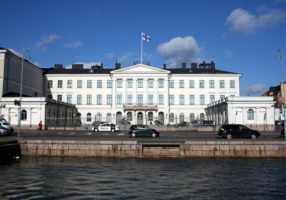 Helsinki szívében fekszik Finnország miniszterelnökének rezidenciája, melyet 1816-ban kezdtek el építeni, neoklasszicista stílusban.