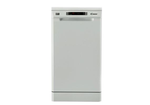 A kilencterítékes mosogatógépek kategóriájában a CANDY CDP 4709 lett a legjobb.