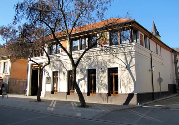 A társasház kategória legjobbja Tokaj főutcájának századelőt idéző, felújított homlokzatú, háromlakásos épülete lett. A múlt, a jelen és a jövő esszenciáját jeleníti meg az épület, melyet Füzes András tervezett Salamin Ferenc közreműködésével.