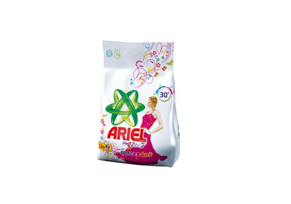 Bár nem pont a legolcsóbb, az Ariel Color&Style a többség szerint nagyon is megéri az árát. Két kiló körülbelül 2000 forintba kerül.