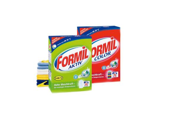 A Lidl saját márkás termékére, a Formil Colorra sokan esküsznek, ráadásul nagyon olcsó, öt kiló már 1800 forint körül kapható.