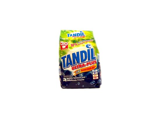 Az Aldinak is van saját márkás, olcsó mosópora, a Tandil Colorból öt kiló 3000 forint körül mozog.