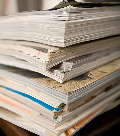 Újságok és magazinok  Mennyit költesz egy hónapban magazin-előfizetésre? A legtöbb lapnak van internetes oldala, ami ingyen is elérhető. Nézd meg, hogy a kedvenc újságaid elérhetőek-e online formában is, és gondold át, hogy valóban szükséged van-e az előfizetésre. Ha lemondod, azzal nemcsak pénzt spórolsz, de a környezetednek is jót teszel.