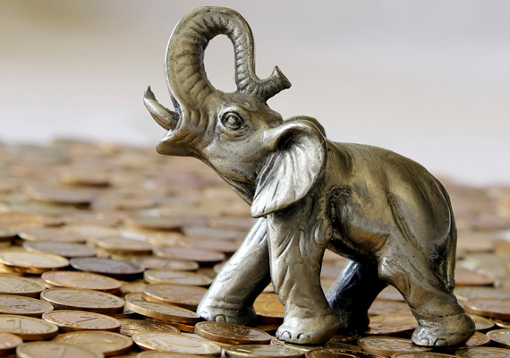 Gyarapodást bevonzó hatásuk lehet bizonyos figuráknak is, például az elefántnak és a teknősnek.