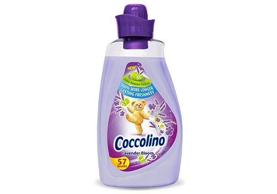 Árbócz Lilla: általában a Coccolino levendulás öblítőjét használom a mosáshoz, kellemes az illata, mégsem tolakodó, emellett sokáig megmarad a ruhákon.