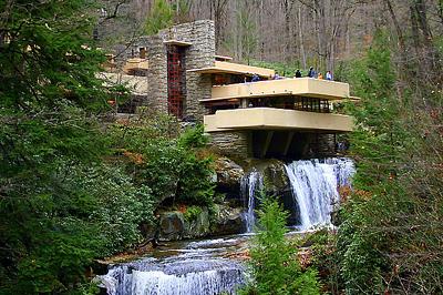 A Vízesés-ház