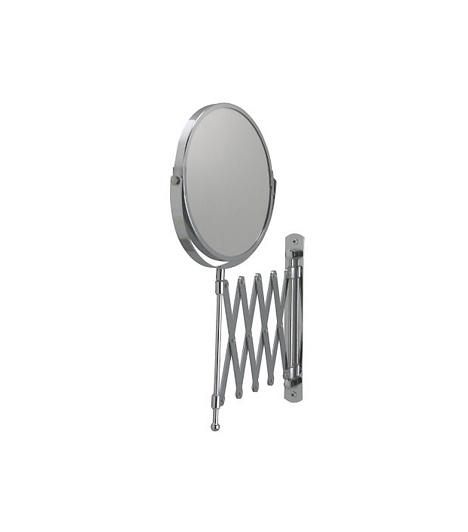 Kihúzható tükör az IKEA-tólA központi fürdőszobai tükör mellett nem árt egy kisebb, igény szerint mozgatható darab is. Az IKEA állítható karú FRÄCK tükrével, melynek egyik oldala nagyító tükör, a sminkelés és az arcápolás is könnyebb.