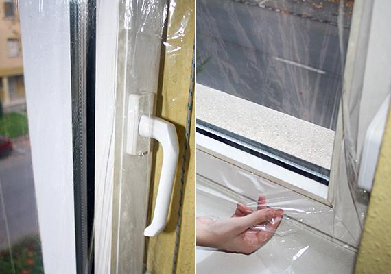 Egy plusz szigetelőréteget adhatsz az ablaküveghez, ha szigetelő ablakfóliát ragasztasz fel, ami egyszerűbb, mint gondolnád. Meg is mutatjuk, hogy működik, ha ide kattintasz.