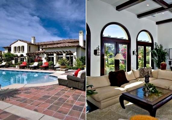 Napjaink egyik legkedveltebb tinisztárja, a popénekes Justin Bieber Los Angeles-i otthona 55 millió dollárt ér.