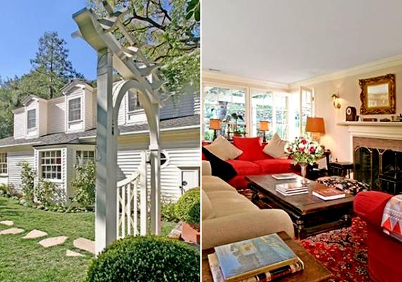 A hatszoros Grammy-díjas Taylor Swift 57 millió dolláros otthona Beverly Hillsben található.