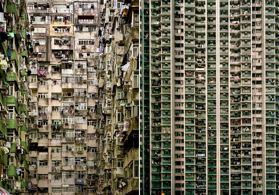 Nagyon rosszak a lakhatási körülmények.