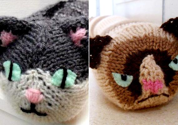 A jókedvű, sőt, még a morcos cica is képes bárki arcára mosolyt csalni egy nehéz nap után - emellett a meleget is bent tartják otthonodban.