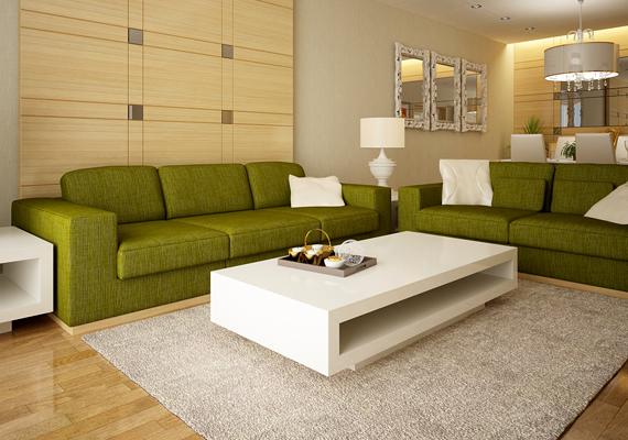 A nappalit célszerű 21 Celsius-fokon tartani, de 18 foknál kevesebb semmiképp se legyen, különben könnyen megfázhatsz.