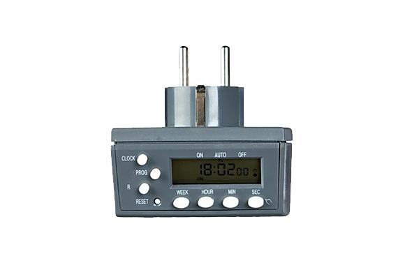 A Trixie digitális időzítő kapcsolója másodpercre is időzíthető, ára pedig 3000-4000 forint körül mozog.