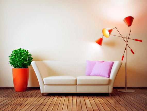 Bár a retro stílus kedveli a sok kiegészítőt és dísztárgyat, azért nem kell műanyag kütyükkel elárasztani a lakást, egy karakteres lámpa is jelképezheti a stílus iránti rajongásodat.