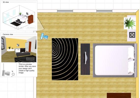 A My Deco 3D Room Planner segítségével az alaprajz kiválasztásától a lakást uraló színek megválasztásáig mindent megtervezhetsz, és 3D nézetben is megtekintheted. Az elkészült művet fel is töltheted a netre, majd versenybe szállhatsz a többi felhasználóval. Itt érheted el a programot.