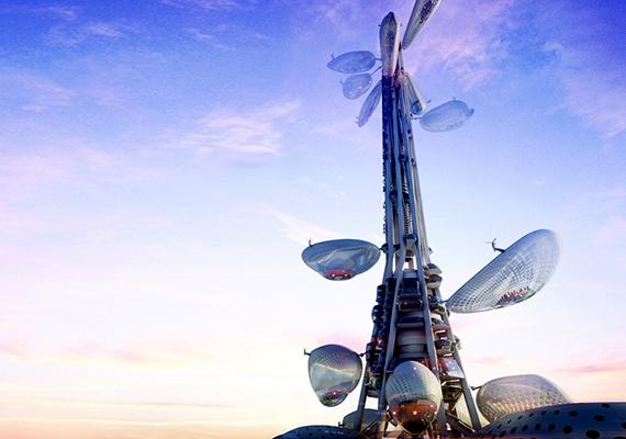 A Solar Tower of Taipei nevű tervet, melynek napelemes rendszerrel felszerelt épülete irodákat, lakóhelyeket, múzeumot és parkokat is magában foglalna, a Tajvan egyik szimbólumának számító pénzfák inspirálták.