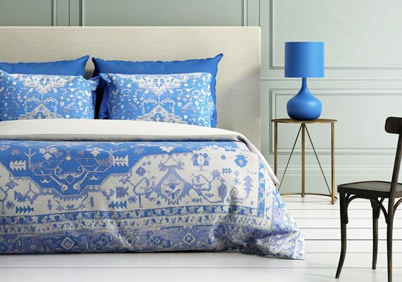 Akkor is érezheted a megnyugtató hatást, ha nem a falon, hanem textileken, kiegészítőkön alkalmazod.