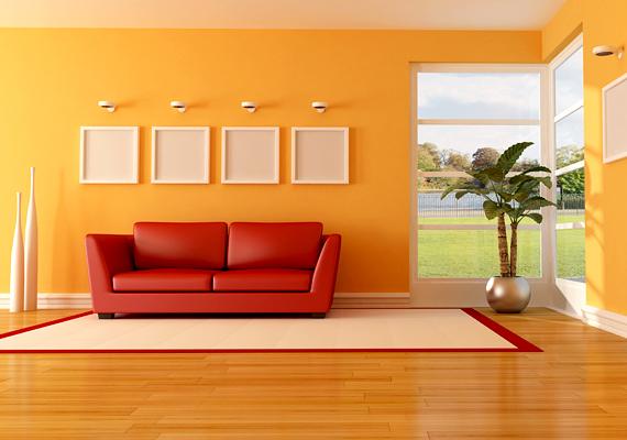 A leglátványosabb megoldás, ha új színt választasz a falaknak: néhány ezer forintból egy festőhenger segítségével szakember bevonása nélkül is átfestheted a szobát.