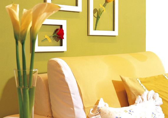 Emellett a kanapénak is új megjelenést adhatsz, ha új ágytakaróval vagy néhány új, színes pléddel teríted le.