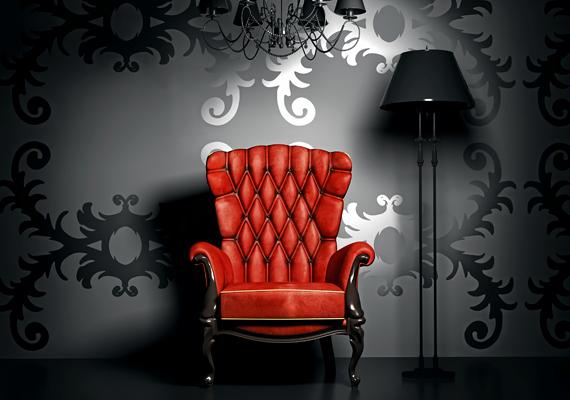 A pénz területén tabu a fekete és a vörös szín alkalmazása, helyettük használd a fehéret.
