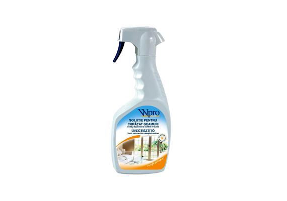 A WCS008 üveg- és ablaktisztító spray hatékonyan és foltmentesen tisztítja meg az ablakokat.
