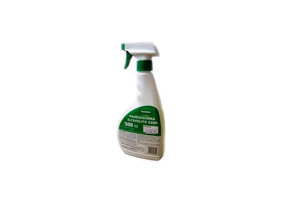 A Kemikál penészgomba-eltávolító megsemmisíti a penészgombákat, zuzmókat, algákat és baktériumokat.