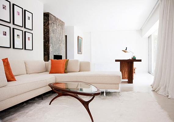 A fehér egyértelműen a legelőnyösebb szín, ha nagyobbnak és világosabbnak akarod látni a lakást.