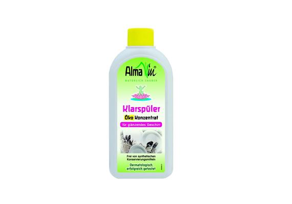 Az AlmaWin Öko mosogatószert bőrgyógyászok ajánlásával forgalmazzák. Szintetikus konzerváló anyagokat nem tartalmaz, érzékeny bőrűek is használhatják.