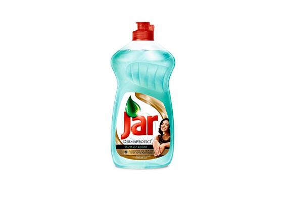 A Jar Derma Protect mosogatószer a Jar legújabb terméke, mely kifejezetten a bőr védelmét és ápolását célozza. Aloe verás-kókuszos, illetve vízililiomos-jojobás változatban is kapható.