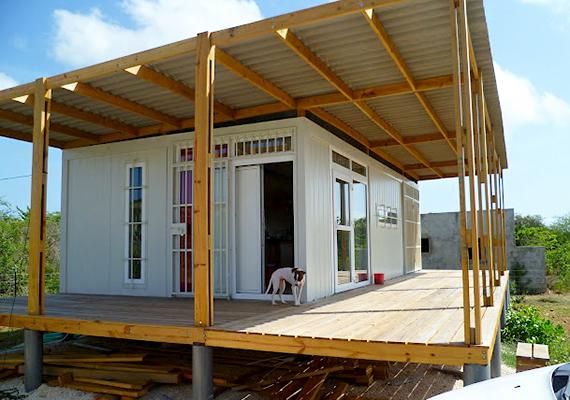 Az egyszerűség és a naturális stílus kedvelői lehetnek a lakók.