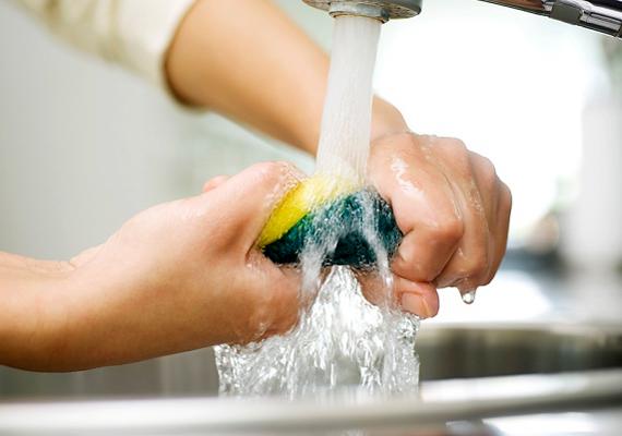 A csapra érdemes perlátort szerelned, így akár felére is csökkenheted a vízfogyasztást.