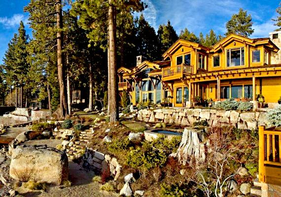 Az Oracle alapítója, Larry Estate otthona az Ellison Estate, melynek építésére körülbelül 200 millió dollárt költöttek.