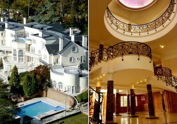 A Surrey-ben található, hatalmas méretekkel rendelkező Updown Court 86 millió fontot ér.