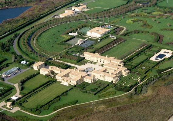A lista következő helyezettje a New York állambeli Fairfield, melynek tulajdonosa az amerikai üzletember, Ira Rennert. Az ingatlan értékét 248 millió dollárra becsülik.