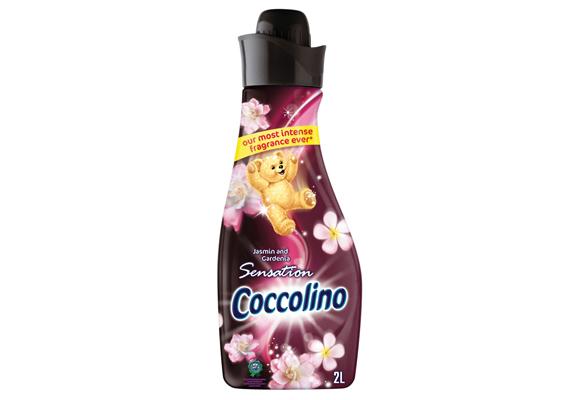 A Coccolino jázmin- és gardéniaillattal rendelkező verziója igazi különlegesség.