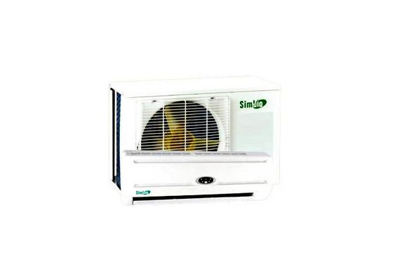 A Simbio SB-1012 típusú, szintén C energiaosztályú klímát 61 890 forintért veheted meg. Innen rendelheted meg.