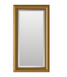 IKEA LEVANGER rézkeretes tükör - 3990 forint